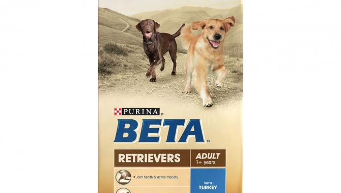 Launch of BETA® Breed Specific dog food