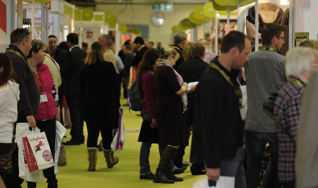 Record numbers at PATS Harrogate New Product Showcase