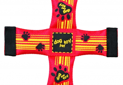 Trixie's new grooming product and extra durable toys in fire hose material