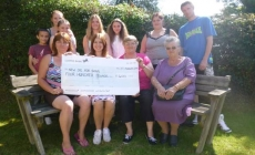 Local Devonshire fundraisers boost Ferne Animal Sanctuary appeal