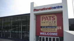 PATS Trade Show Gives a Sneak Preview of the Telford 2015 Exhibition Space
