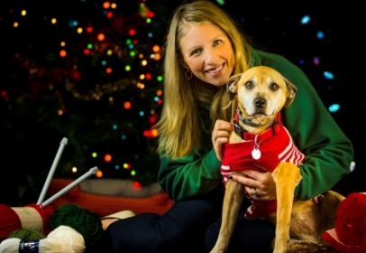 National Christmas Jumper Day for Canine Companions Too!