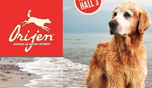 Trade Stands Crufts 2015 : Orijen proudly sponsors crufts post