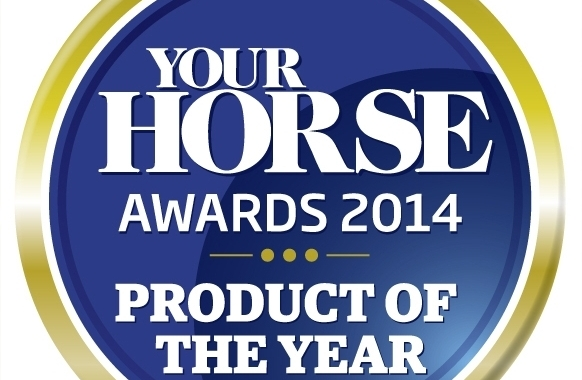 Blue Chip Original Wins Product of the Year at Your Horse Awards 2014