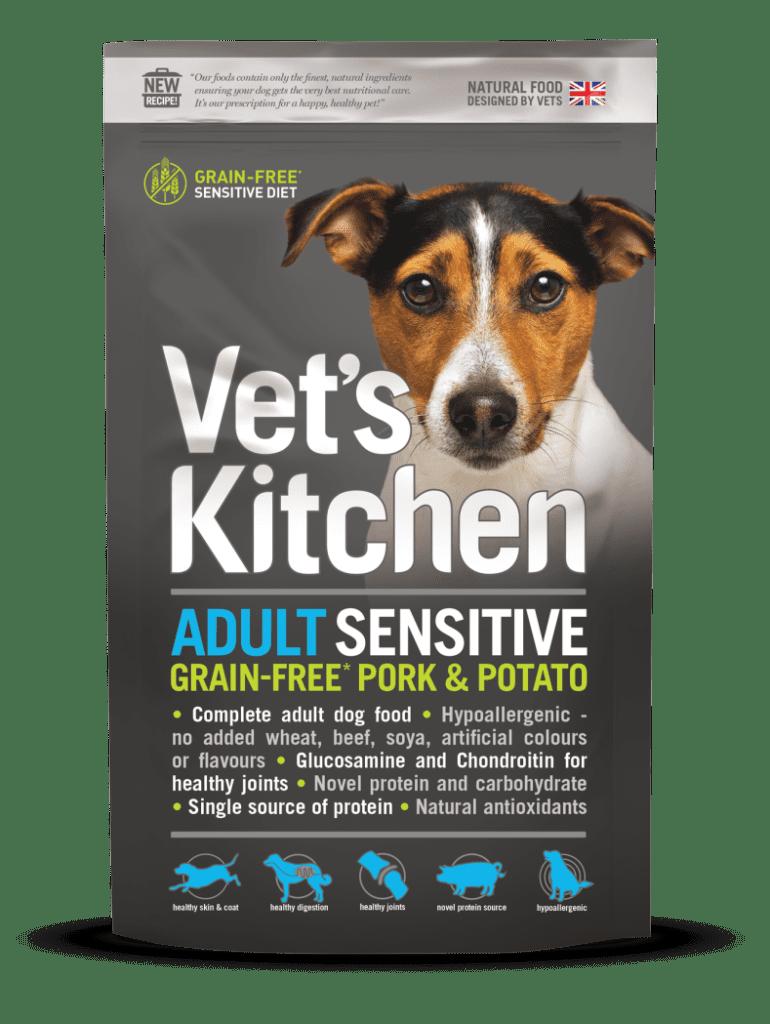 Vet S Kitchen Sensitive Dog Food