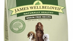 Two New Senior Foods from James Wellbeloved
