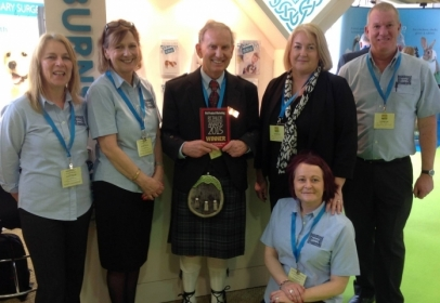 Four Awards in Four Months for Burns Pet Nutrition