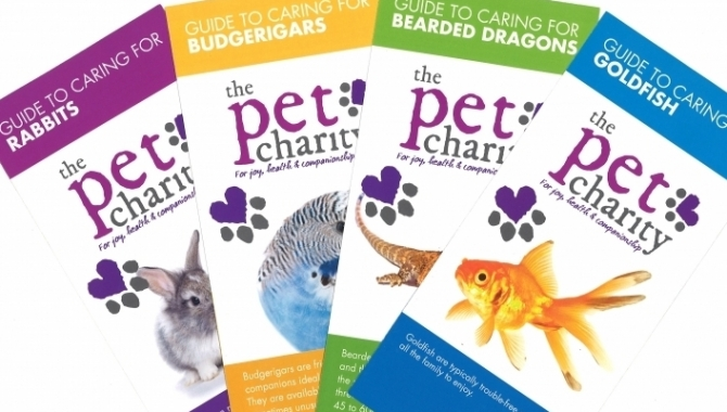 The Pet Charity Care Leaflets Now Available via Pedigree Wholesale