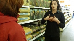 Pets Corner Staff Learn Sign Language