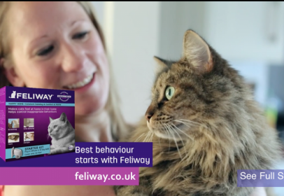 New Feliway® TV advertising campaign