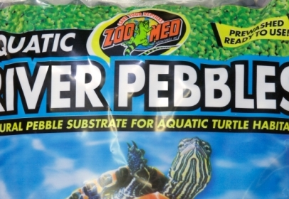 Zoo Med's new Aquatic River Pebbles