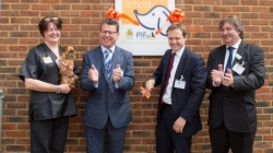 The PIF teams up with Hadlow College