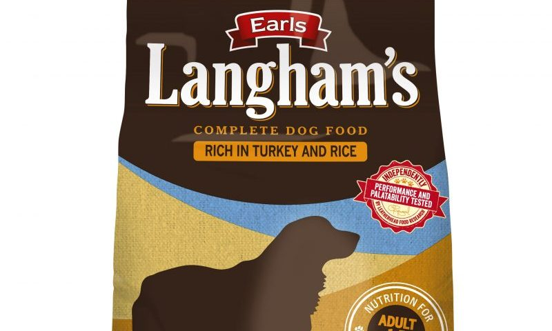 Langhams Dog Food Aldi