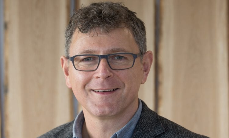 Natures Menu managing director, Craig Taylor