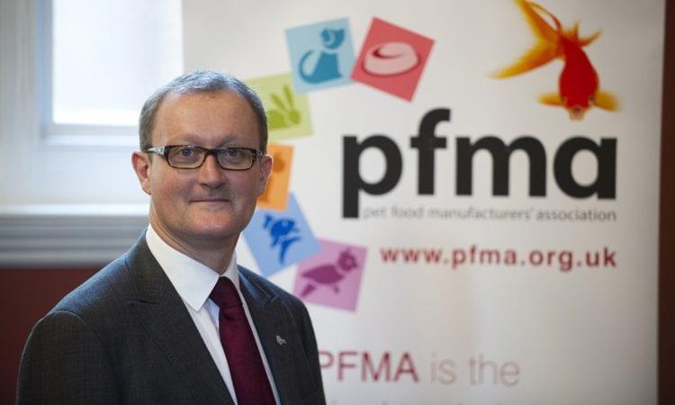 Michael Bellingham, PFMA chief executive