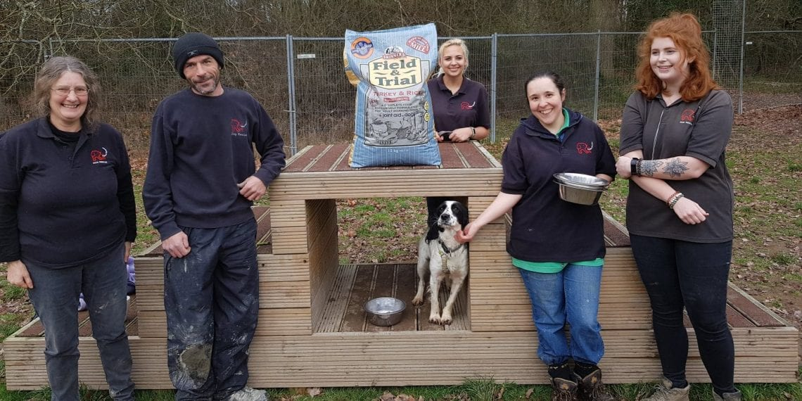 Skinner S Donates Over 10 000 In Dog Food To Uk Rescue Centres